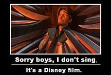 Disney etc / Tangled & Frozen stuff....