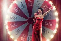 Eva Green - The Most Innocent Beauty Queen / Eva Green - Campari Calendar Photos
