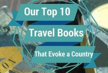 Travel Books / Find out what are favorite books are that take us to other lands and inspire us to travel.