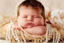 Newborn Photography / We have newborn photography tips, tricks and props to help you get just the right picture.