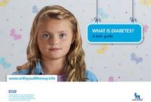 Kids with diabetes / Kids with diabetes - Inspiration and information