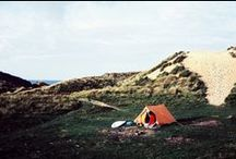 camp. / I crave camping.