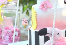 Flamingoparty Vanity Shabby Chic / www.vanityshabbychic.it