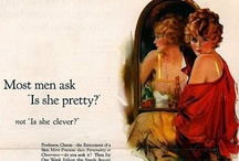 Vintage advertisements - very controversial today / A board with controversial and less controversial advertisements from the past. Curated by international speaker Michael Leander: http://www.michaelleander.me