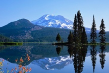Cascade Inspiration / We get our inspiration from our own backyard - the Cascade Mountains of the Great Pacific Northwest.