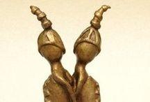 Bronze / Bronze sculptures