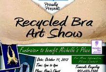Recycle your Bra / Recycle your bras for a good cause, or get crafty! / by SISTERS
