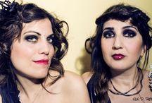 Modelle per una notte Laura&Vale - Chic&Cheap theme / http://fashionandbeautymilano.wordpress.com/2013/06/24/lauravale-eleganza-romanticismo-e-sacchi-neri-modelle-per-una-notte-in-stile-chiccheap/