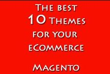 The best 10 Themes for eCommerce - Magento / The best 10 Themes and Templates for your eCommerce with Magento
