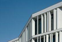 Concrete Facades / Elewacje betonowe