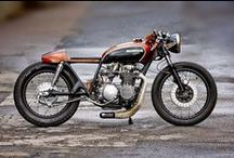 Cafe Racer / Cafe Racer Motorcycles | Motos Cafe Racer
