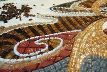 MOSAIC ART / The creative world of my husband is here: https://www.facebook.com/evgeniy.chuma  Welcome!