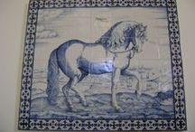 Porcelain and ceramics / Dutch tiles and ceramics
