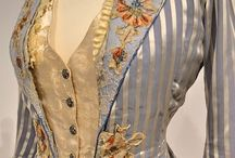 Historical Gowns and Fashion History / Antique gowns  / by Anna Martinovsky