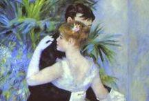 Art - Impressionists / Van Gogh, Monet, Renoir, etc.