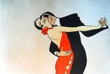 Art - dancing / Paintings abt. dancing