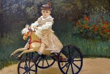Art - horses / Horses in paintings and other art froms