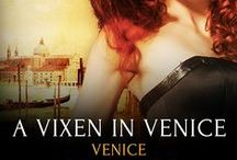 A VIXEN IN VENICE / He's an art thief on the run...with her heart.