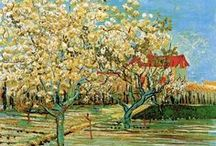 Art - Vincent van Gogh / Paintings by Vincent van Gogh