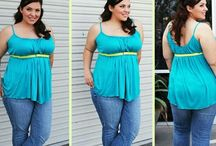 Plus Size Casual Clothing