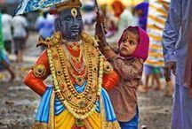 Incredible India / by Siri G