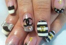 Unhas Artísticas/Nails / Unhas decoradas, filhas unicas, dicas de esmaltes, etc...