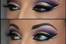 Maquiagem/Make-up