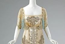 Fashion after 1900 / Fashion in the 20th century