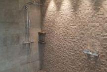 Aménagement de deux salles de bains