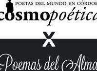 POEMASxCOSMOPOÉTICA2015 / Imágenes de nuestra cobertura al Festival de Poesía Cosmopoética. Córdoba, Octubre de 2015.