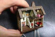 Dollhouse and Miniature