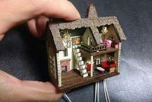 Dollhouse and Miniature