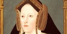 Long Live Tudor Queen#1 Queen Catherine Of Aragon Humble and Loyal / She was the fifth/youngest child of King Ferdinand of Aragon and Queen Isabella of Castile. Catherine was also married to Henry's older brother Arthur before his death Marriage to Henry VIII: 11 June 1509 – 23 May 1533 (23 years, 11 months, 19 days); marriage annulled. She died in exile from cancer. Mother to Queen Mary I. Catherine also before she had her daughter Mary she had many 4 difficult pregnancies. Upset when Henry fell for Anne Boleyn while still married. She would die at age 50.