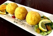 Mare Nostrum Fish dishes / All the best preparation and dishes made by our Chef!  Visit our web site for more!