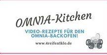 Omnia-Backofen YouTube-Videos / Omnia-Backofen auf YouTube! Videos über Koch- und Backrezepte für den Omnia-Backofen. So lecker, die will man gleich als auf einmal zubereiten.