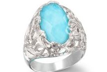 Turquoise, Blues and Summer Hues. / Color, color, color!