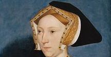 Long Live Tudor Queen consort #3 Jane Seymour Bound to Obey and Serve / She was the seventh child of Sir John Seymour and Margery (Wentworth) born in 1508. Marriage to Henry VIII: 30 May 1536– 24 October 1537 (1 year, 4 months, 24 days); death from complications of childbirth. Mother of King Edward VI. Apparently she was the king's favourite wife probably because he's buried with her. From lady in waiting to queen she became Henry's mistress while serving Anne Boleyn after her execution some blame her for Anne's downfall and death. She died at age 28.