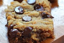 Food - Brownies, Blondies & Bars