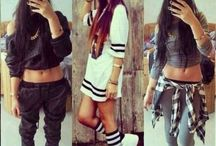 Outfits - Tomboy/Relaxed
