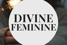 Divine Feminine / Divine Feminine to unleash the power from within