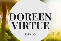 Doreen Virtue Cards / Inspirational messages from Doreen Virtue