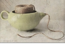 Pottery All kind of stuff / by Netty Brussee
