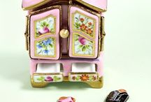 Limoges Boxes. Coveted. / Limoges makes my heart sing.