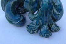 Linda Herrlin ceramics / #sculpture and #applied arts