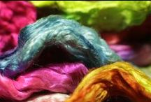 Amazing Fiber / For the love of color, exotics and luxury.