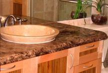 Fort Myers Bathroom Remodeling / Fort Myers Bathroom Remodeling | With over 40 years experience, family owned and operated Tropical Kitchens, utilizes old world craftsmanship with 21st century technology, making all custom kitchen and bathroom cabinets in our Fort Myers factory.