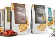 Gluten Free Snacking Bliss from Wellaby's EU & Australia / The delicious range of 100% gluten free snacks from Wellaby's