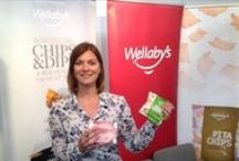 Wellaby's UK at the Allergy & Free From Show July 2014 / Some of our lovely UK team exhibited at the Allergy and Free From Show on 4-6th July 2014 in Olympia, London - this is what they got up to when they were there! for more info check out www.wellabys.com or www.allergyshow.co.uk