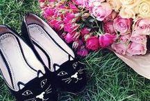 Bags & Shoes / She leaves a little sparkle wherever she goes....Kate Spade AKA my spirit bitch