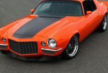 3 • Camaro (2G -1970-81)